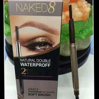 Naked Water Proof / Nars Liquid Eyeliner