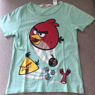 H&M Angry Birds Shirt