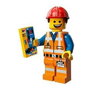Lego Minifigures Lego Movie Series - Emmet