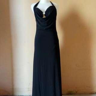 Maxi Dress / Party Dress SecondHand Chiffon