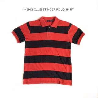 Men's Club Stinger Polo Shirt
