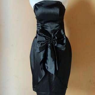 Mini Dress/ Gaun Pesta SecondHand Cute