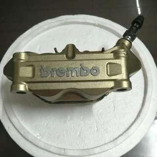 正brembo輻射卡鉗