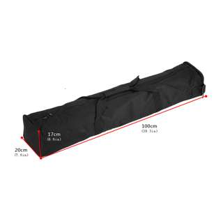Photography Equipment Padd Zipper Bag 100cm