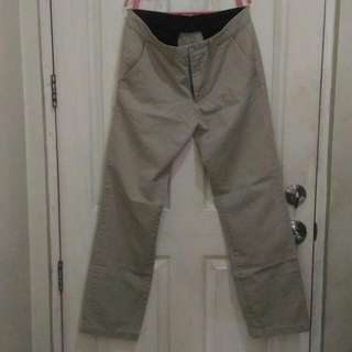 Bench Khaki Chino Pants (for men) Size 31