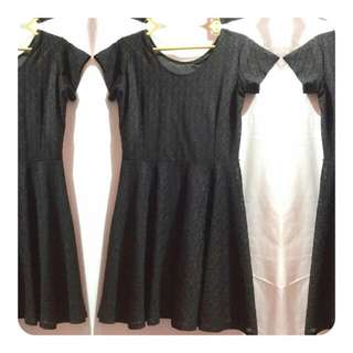 REPRICED! Pre-loved Black Dress