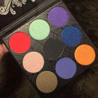 Twilight Pop Colours Eyeshadow Palette