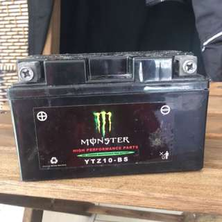 Battery Motorcycle (Dry)