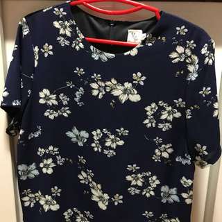 TSW Floral Box Top