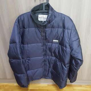 Men's Down Feather Jacket