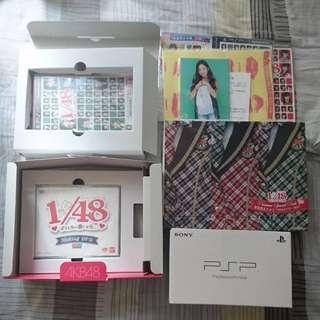 PSP AKB1/48 アイドルとグアムで恋したら… (初回限定生産版) 連 兩集新GAME