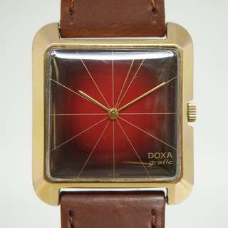 Doxa Mechanical Vintage Watch