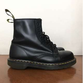 Dr. Martens Original Boots Women- Black [100% Original]