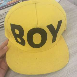 YELLOW BOY CAP
