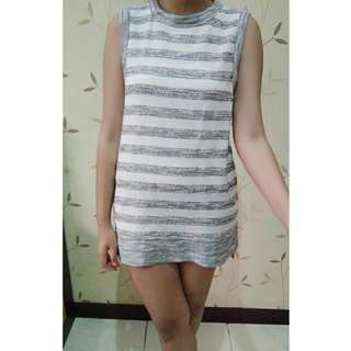 Knit Dress Stripe