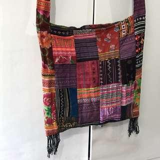 Medium Boho Sling Bag