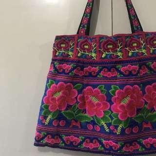 Large Boho Bag
