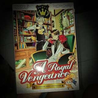 Gempak Starz (The Prince Series) A Royal Vengeance English Comic