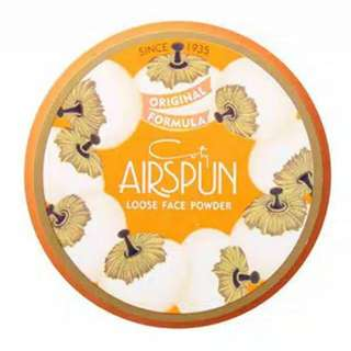 COTY AIRSPUN Loose Face Powder 100% Original By. Coty Airspun US