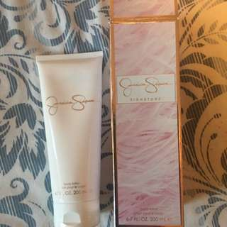 Jessica Simpson Body Lotion