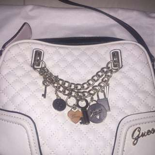 Authentic Guess Side Bag
