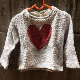 Sweater Zara Baby Girl