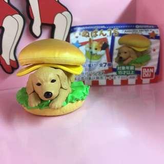 點心狗15漢堡狗扭蛋