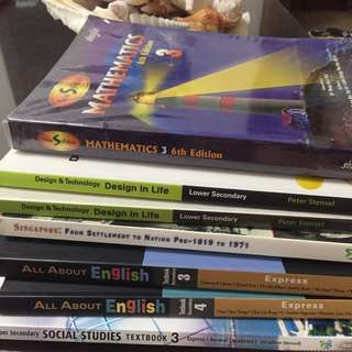 Clearance sale secondary school history social studies english design and technology dnt math