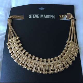 Steve Madden Necklace Set