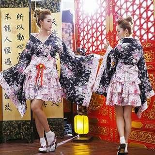 Cosplay Kimono