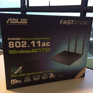 Asus Wireless Gigabit Router