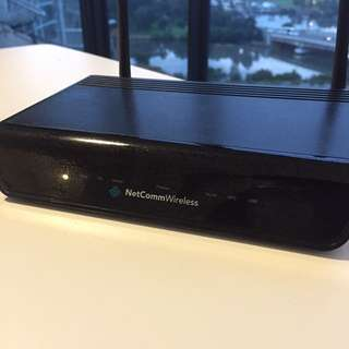 Netcomm Wireless Modem Router NB604N