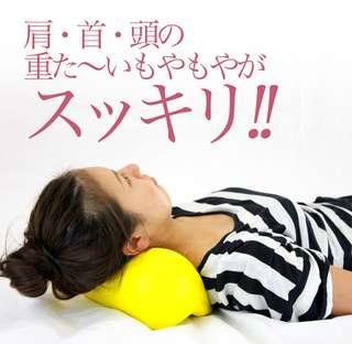 日本舒適彈性頸椎枕