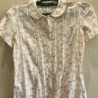 POLO Flowery Tops