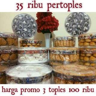 Kue Lebaran Murah Amanda's Cakes