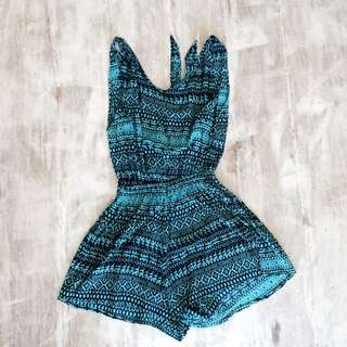 Tribal Jumpsuit