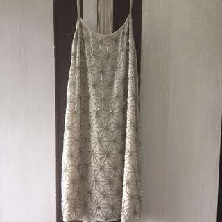 BNWT Topshop Sequined Dress