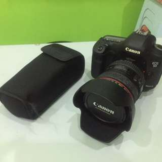 Canon 5D Mark III+lense+Flash