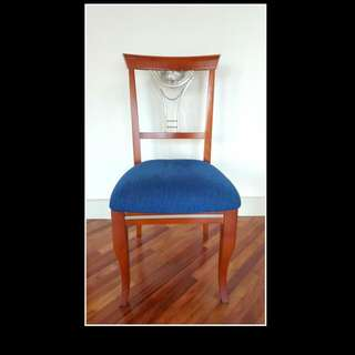 Solid Wood Dining Chair/s