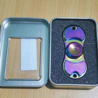 Fidget spinner keramik rainbow original import