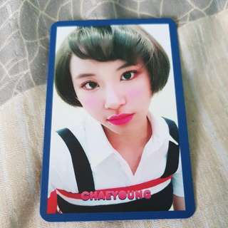 Chaeyoung Blue PC