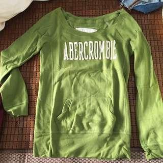 A&F長版上衣