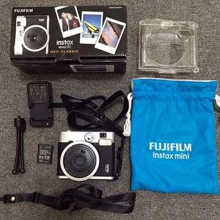 近全新 FUJIFILM Mini90拍立得 立可拍 Instant Camera