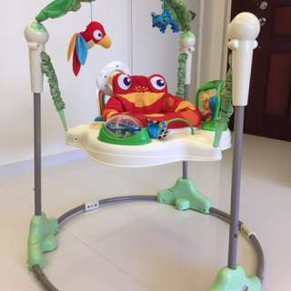 Jumperoo With Music