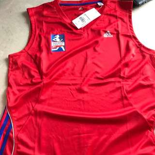 Brand New Great Eastern GE Adidas Running Top