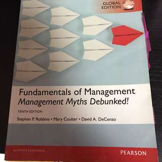 Fundamental Of Management (Global Edition)