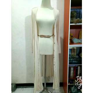 Long Flowy Outer