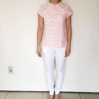 NEW (100% ORI) MINIMAL Lacey Top