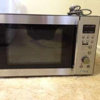Smeg Microwave