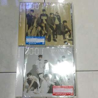 BTS Wake Up Limited Edition A / B CD + DVD Unsealed